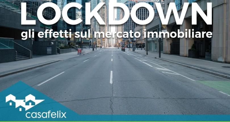 Lockdown: gli effetti sul mercato immobiliare